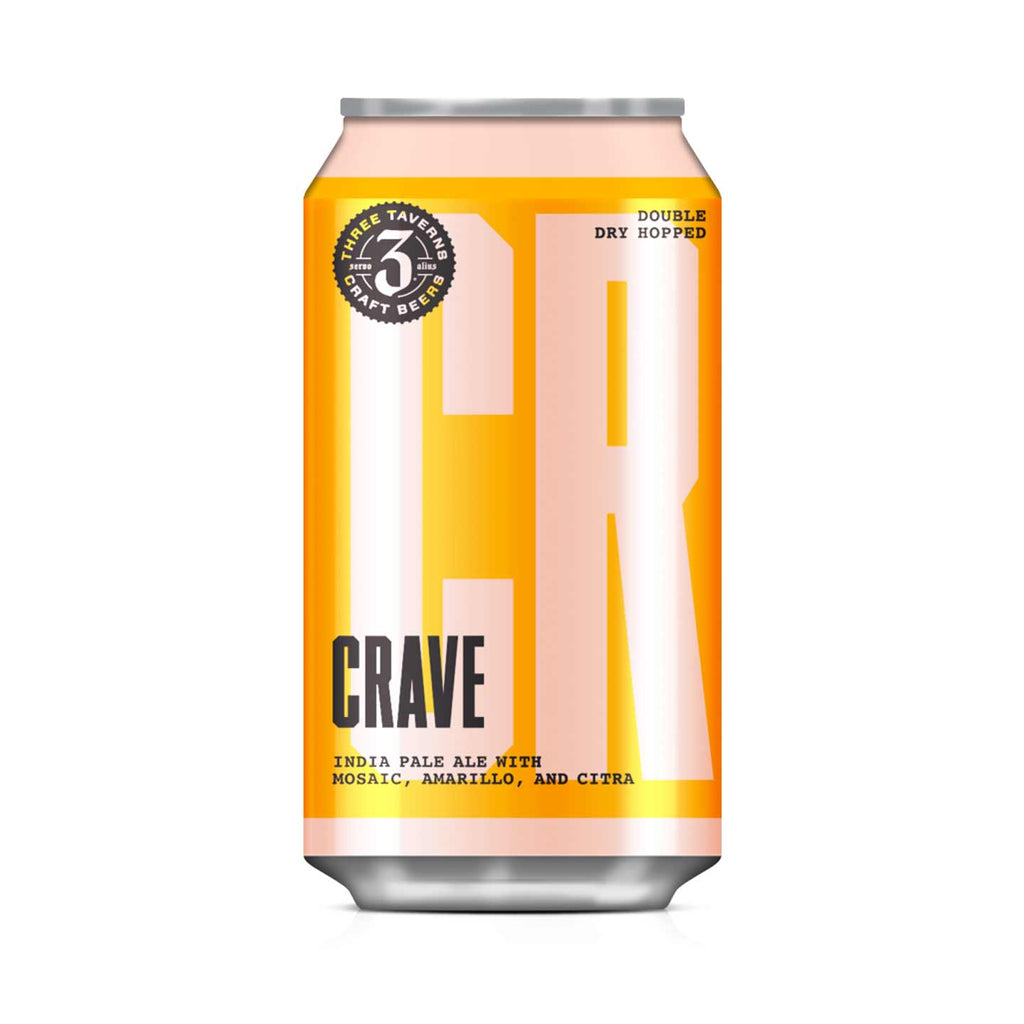 Three Taverns Crave NE-Style IPA 6pk