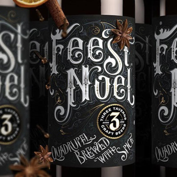 Three Taverns Feest Noel 22oz.