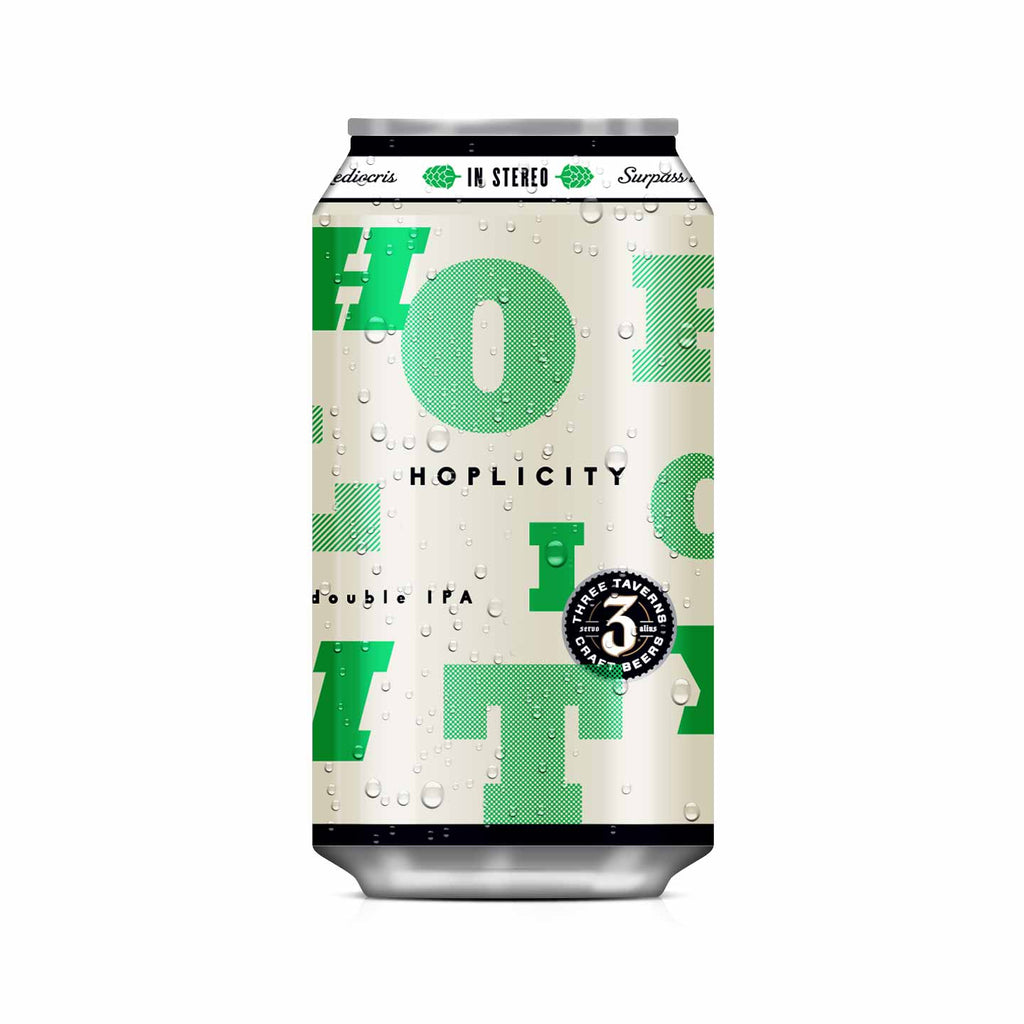 Three Taverns Hoplicity Double IPA 4pk