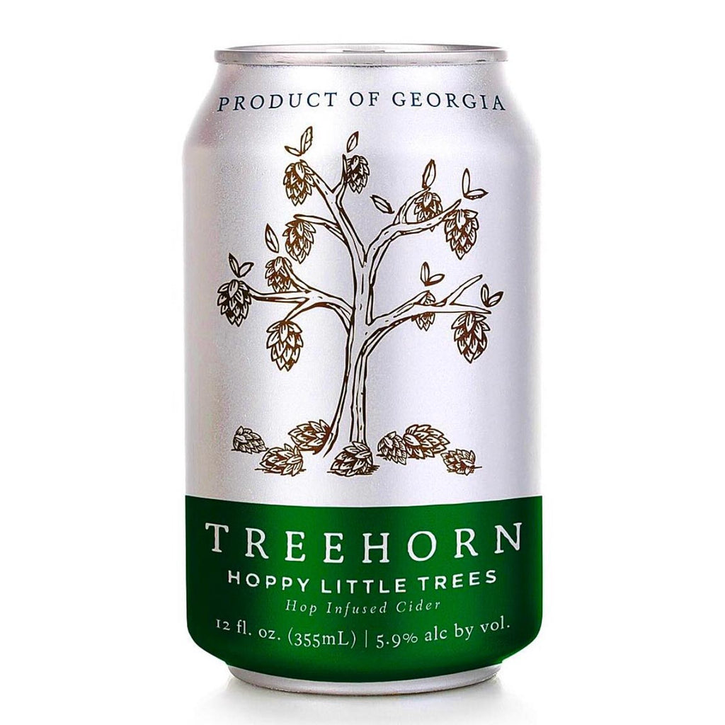 Treehorn Hoppy Little Trees Cider 6pk