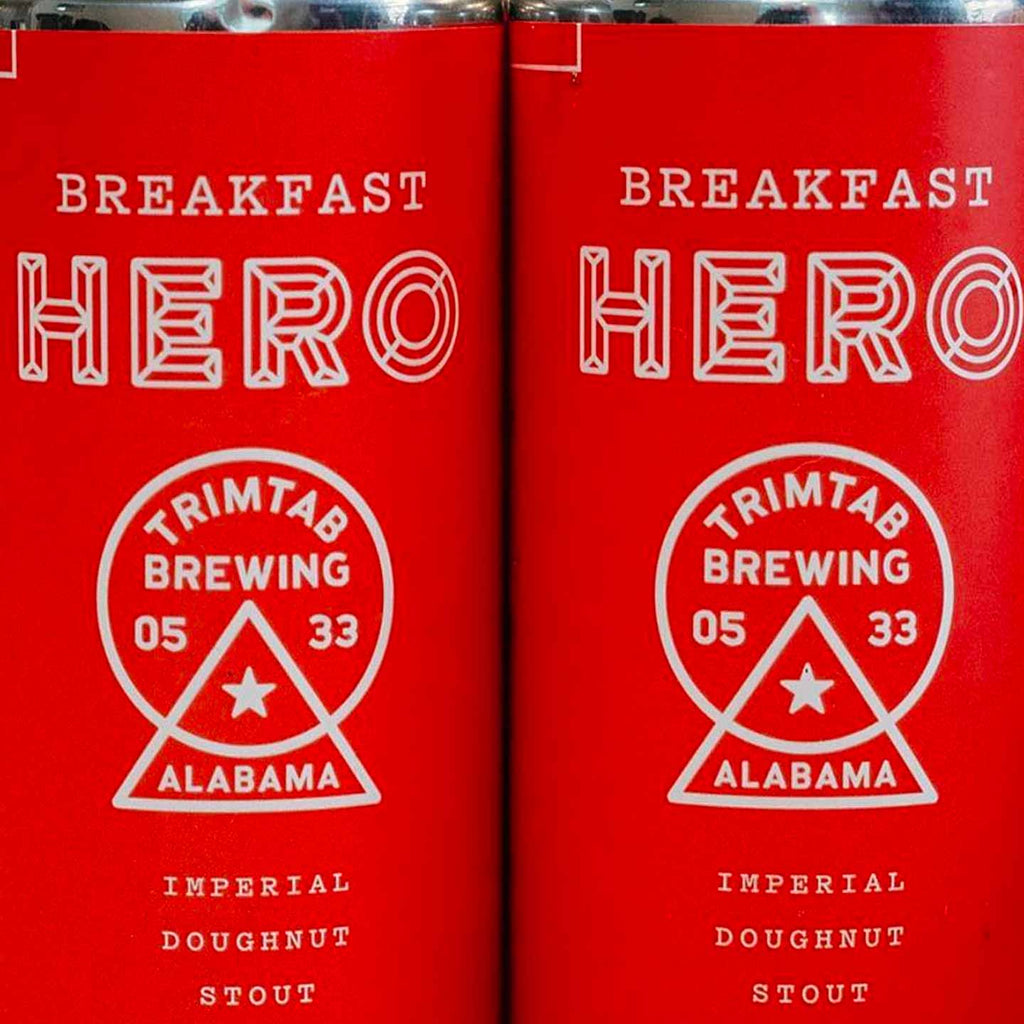 Trimtab Breakfast Hero Imperial Doughnut Stout 4pk