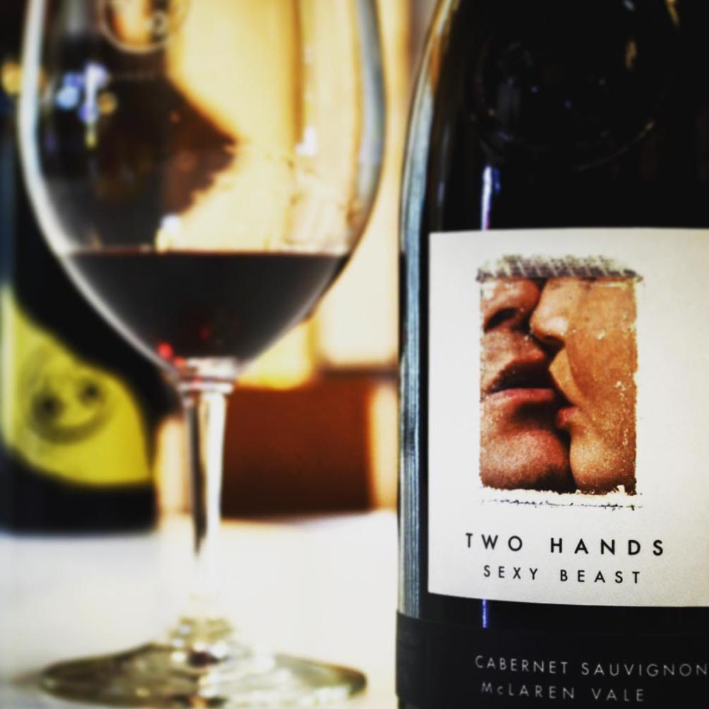 Two Hands 2018 Sexy Beast Cabernet Sauvignon