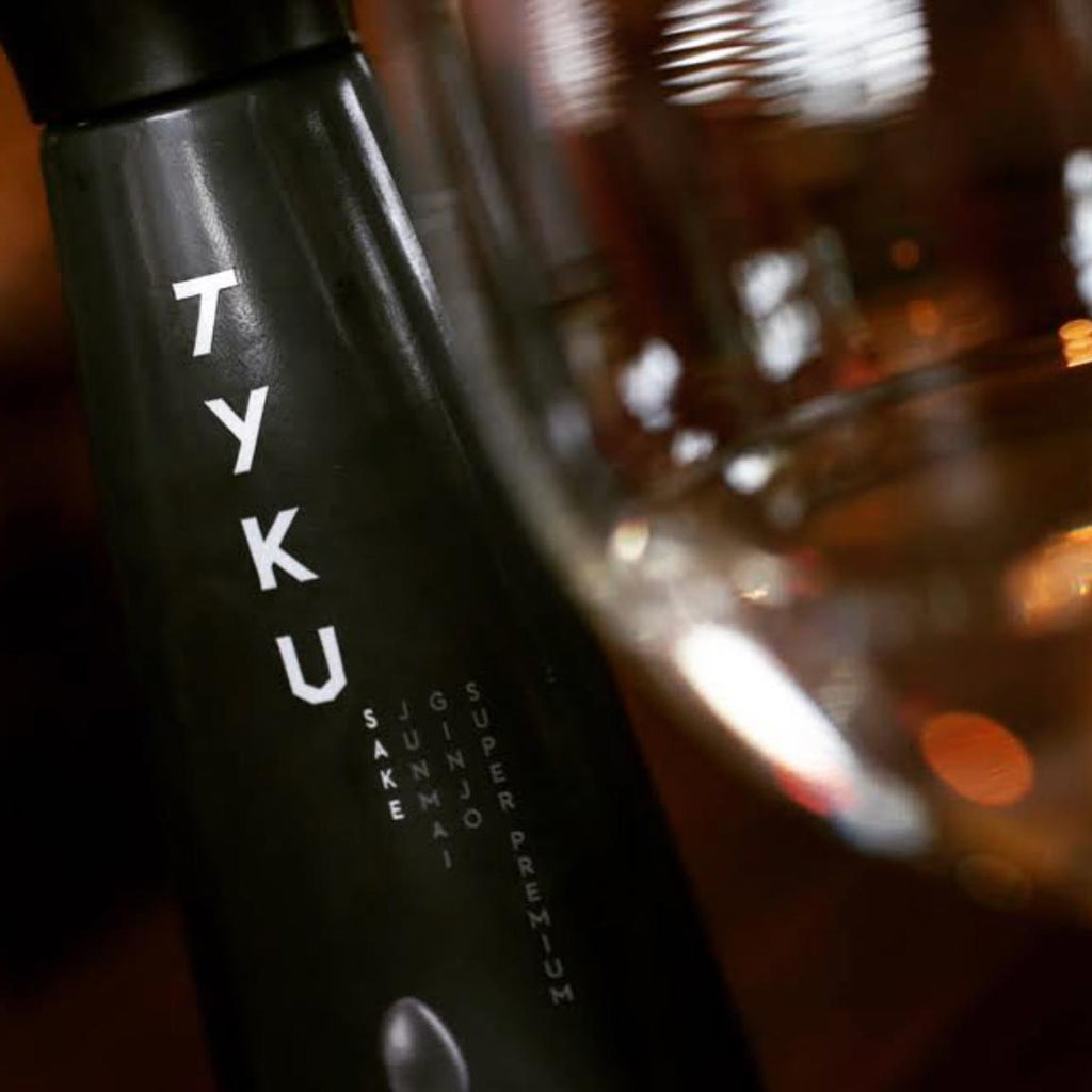 Ty-Ku Black Sake 750mL