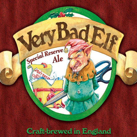Ridgeway Very Bad Elf Special Reserve Ale 500mL