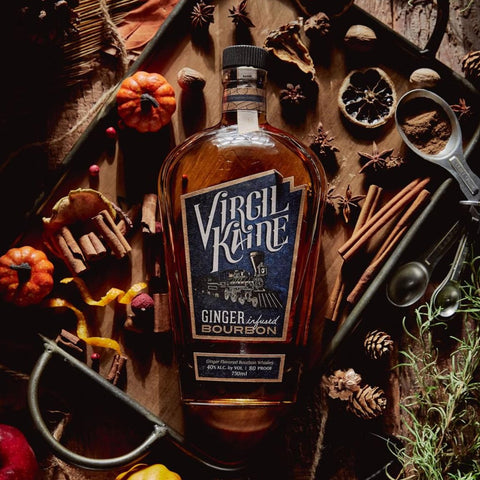 Virgil Kaine Ginger Bourbon