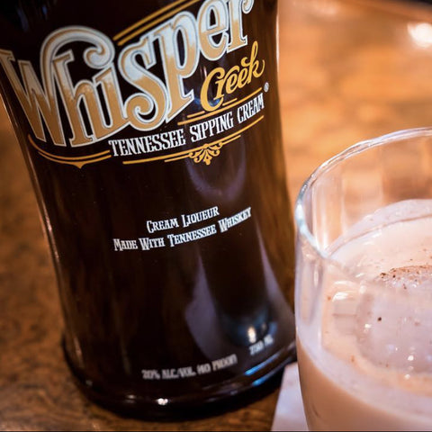 Whisper Creek Tennessee Sipping Cream 750mL