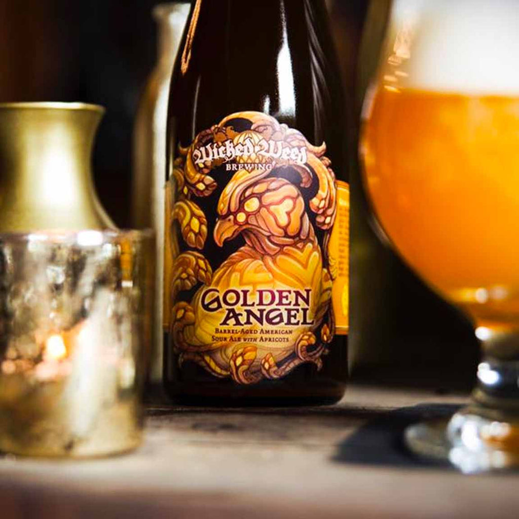 Wicked Weed Golden Angel 500mL