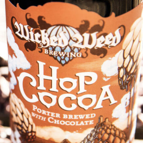 Wicked Weed Hop Cocoa 6pk