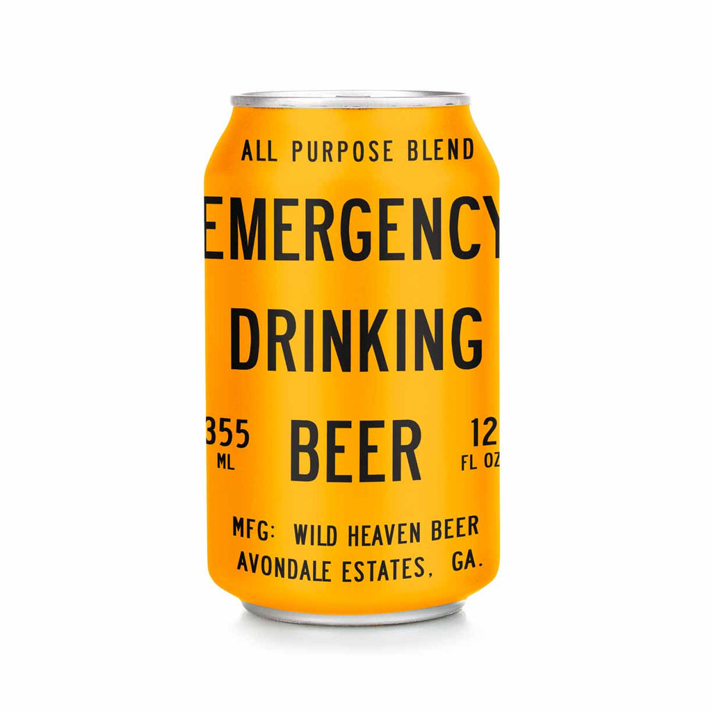 Wild Heaven Emergency Drinking Beer 6pk