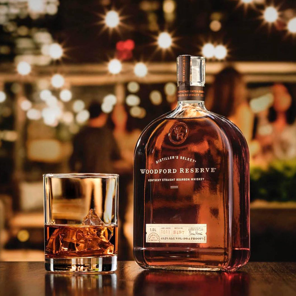 Woodford Reserve Bourbon 750mL