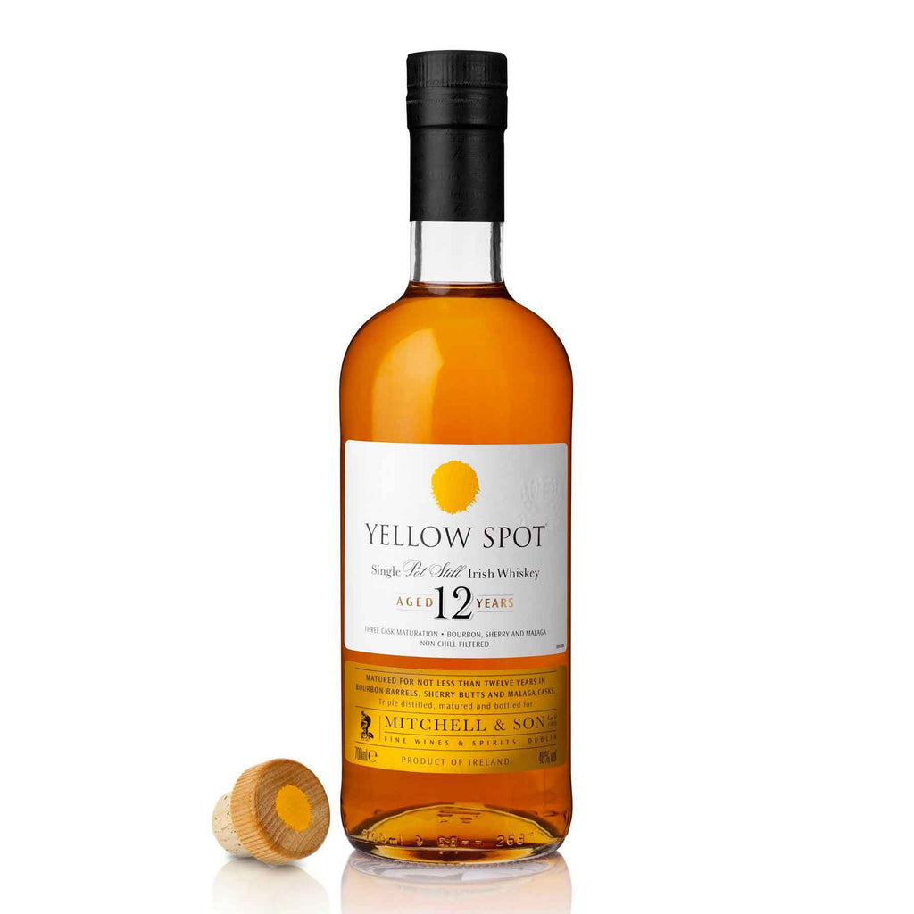 Yellow Spot 12 Year Single Pot Still Irish Whiskey 750mL