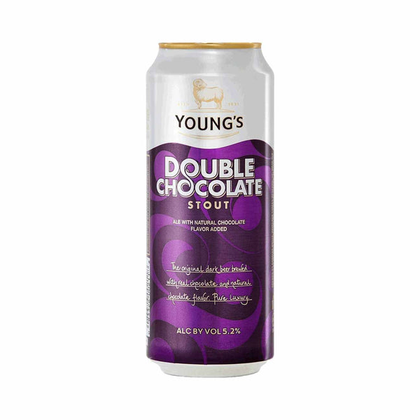 Young's Double Chocolate Stout 500mL