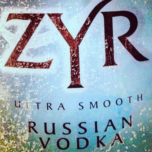 Zyr Vodka 750mL