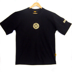 Short Sleeve Circle Knot T Shirt