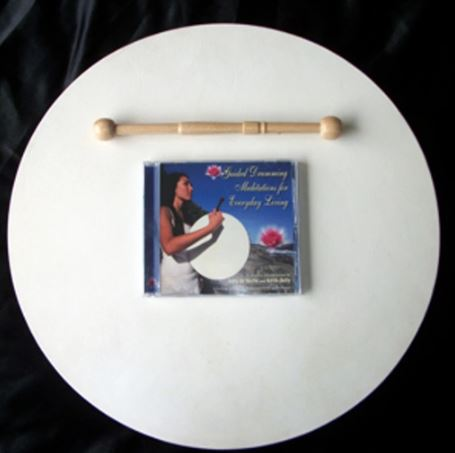 Irish Drum Bodhrán - Relaxation Meditation Package