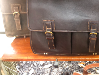 Grahame's Leather Bags