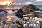 unleash powerful rhythm with  bodhran drum