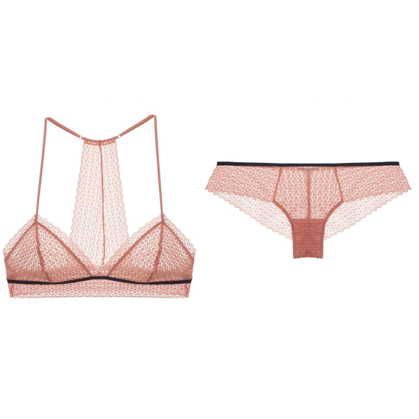 FILIPPA THE MERRY ME BRALETTE SET