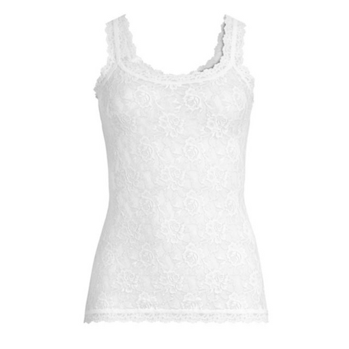 UNLINED CAMI SIGNATURE LACE