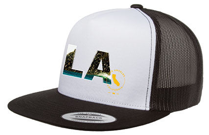 LA SUPERTUBES 5 PANEL TRUCKER