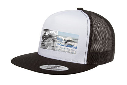 OBX LIGHTHOUSE TRUCKER HAT