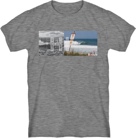 TOWN / NORTH SHORE PHOTO TEE