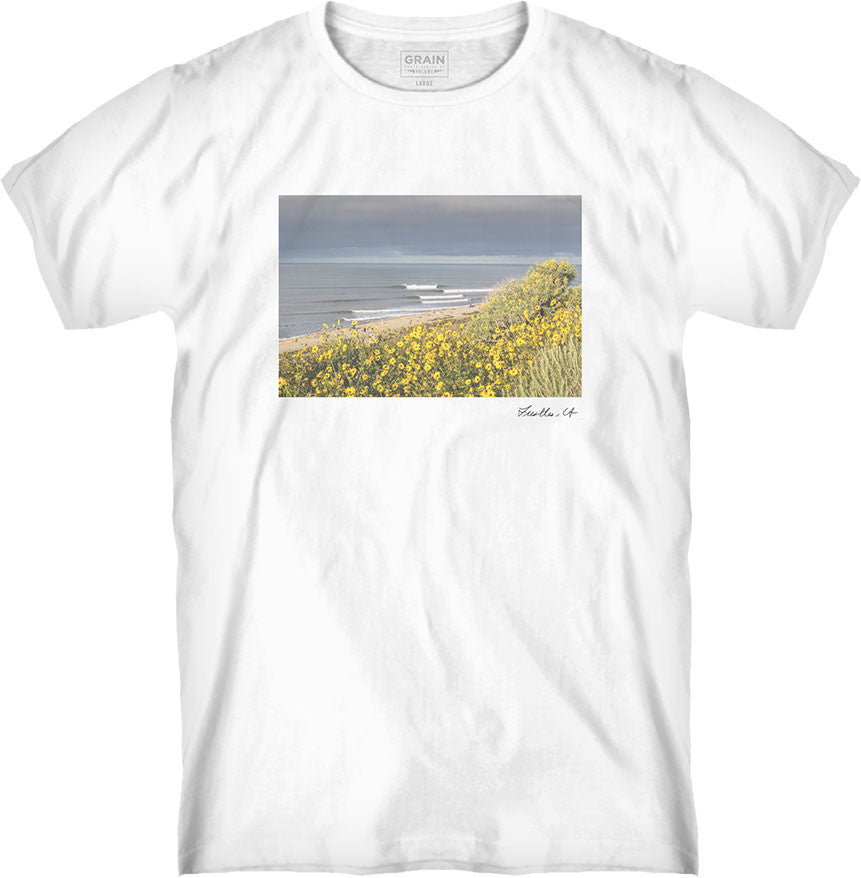 IN BLOOM LOWERS TEE