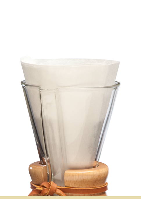 CHEMEX® Filters - Unfolded Half Moon