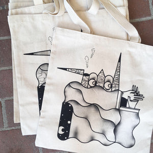 Bakula Double-Sided Tote