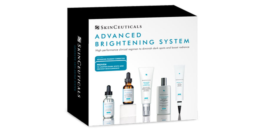 SkinCeuticals Advanced Brightening System Review