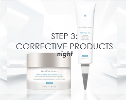 Corrective products (night)
