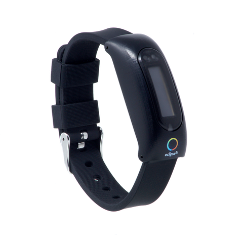 Eclipse Rx - The Solar Powered, Personal UV Sun Monitor + Activity Tracker