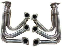 Porsche 964 Header Set Stainless Steel