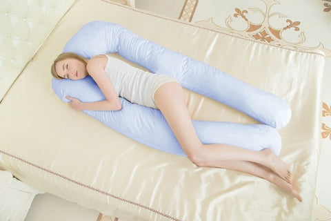 Maternity Big U Body Pillow For Pregnant Women