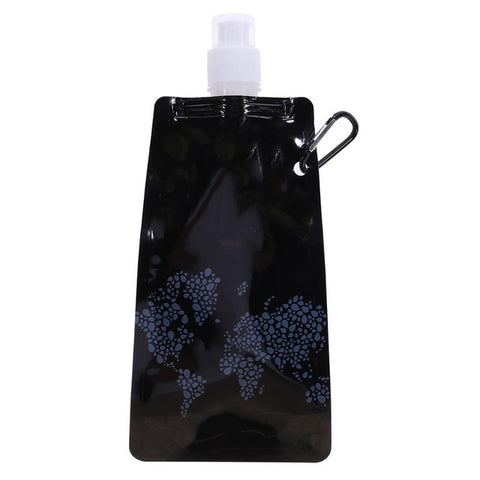 Portable Ultralight Foldable Silicone Water Bag