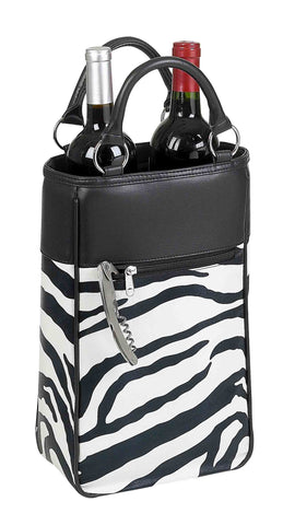 Zebra Safari Two Bottles Harmony