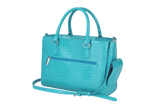 Blue Turquoise Insulated Drink Purse