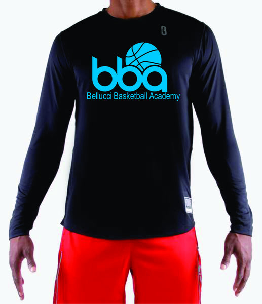 BBA POINT 3 LONG SLEEVE TSHIRT