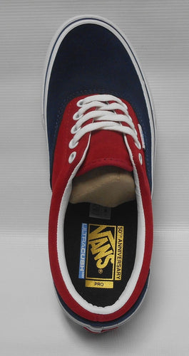 "Vans 50th Anniversary Era pro ""76 Navy/Red Suede"