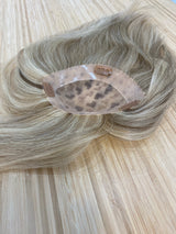 Pearl -  Human Hair Topper 6x5