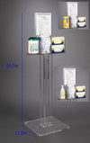 Respiratory Hygiene Station U-Tub Wipe, Mask, Tissue