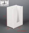 Tissue Box Holder, White
