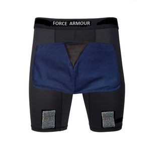 Force Armour Compression Shorts (less cup - not in pocket)