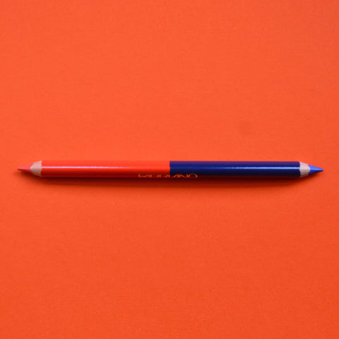 The Bi-Colour Pencil