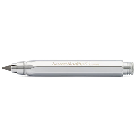 SketchUp 5.6mm Pencil in Brilliant Steel