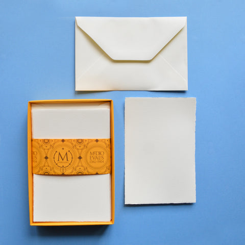 Medioevalis Letter Writing Cards 11.5x17cm