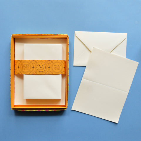 Medioevalis Letter Writing Cards 17x23cm