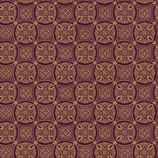 Moroccan - Removable Wallpaper
