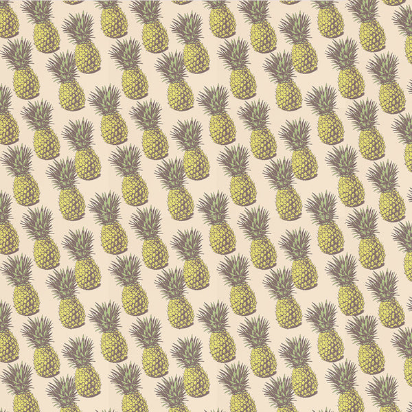 Pineapple Express Removable Wallpaper