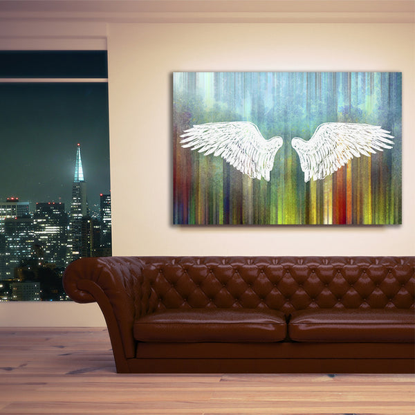 City of Angels - Canvas Print